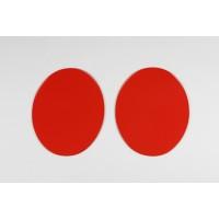 Universal oval plates -2 pcs- (since 1970) - ME08048