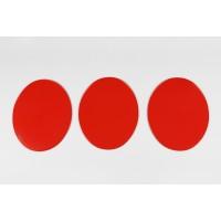 Kit universal oval plates -3 pcs- (since 1970) - ME08049
