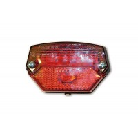 Replacement for Universal rubber license plate holder - ME08073
