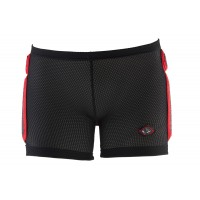 Shorts bambino con protezioni soft - SK09125