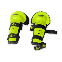 Thermoformed knee-shin guards - GI02040